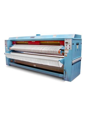 Chicago Flatwork Heated Roll Ironers- Commercial Laundry DC, MD, VA